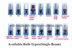 HID 제논 램프(H1/H7/9005/9006)