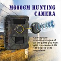 """M660GPRS MMS/GPRS 2,5"""" ЖК-12 мегапикселей дикой природы цифровой ИК ночное видение Trail охоты камера/MMS Scoutguard охота камеры"""