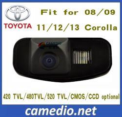 Водонепроницаемый 170 градусов специального резервного копирования - вид сзади камеры для автомобилей Toyota Corolla
