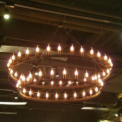 C35t E14 투명/황색 2W/4W/5W 핫 셀링 LED 램프