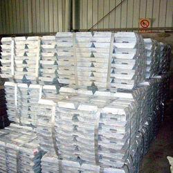 中国の工場供給亜鉛インゴット99.995%の純粋な亜鉛インゴットの純度の純粋な亜鉛インゴット