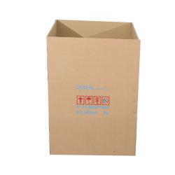 عادة [فولدبل] يعبر صندوق يغضّن ورق مقوّى شحن نقل علبة