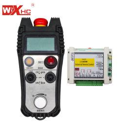 وحدة التحكم عن بُعد في راديو المرفاع الكهربائي لتطبيقات الرافعة العلوية