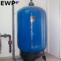 Réservoir d'eau en fibre de verre du GTE PRF cuve du filtre à eau du réservoir de système d'adoucisseur
