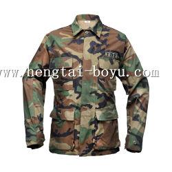Tácticas del ejército de los hombres trajes de chaqueta de invierno Senderismo caza militar de camuflaje Windproof ropa caliente Polar Chaleco táctico+pantalones