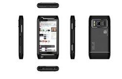 N8携帯電話