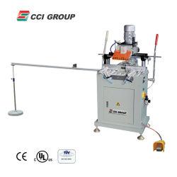موجه نسخ PVC من الألومنيوم وماكينة ثقب بثلاثة أقفال