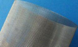 Il piccolo foro ha galvanizzato la maglia ampliata appiattita del metallo