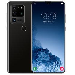 Горячие продажи S30uplus смартфон Android с 4G сеть Mobilephone 6,8-дюймовый экран в раскрывающемся списке смартфонов настройки считывателя отпечатков пальцев