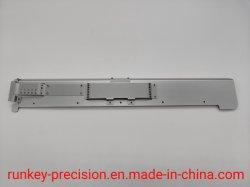 기계 가공 기계 기계 자동 예비 누르기 리벳 + 어셈블리 누르기 아노다이즈 MIL-A-8625, 유형 II 판금 파트
