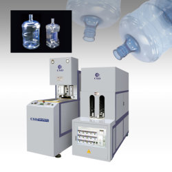 CE approvato con semiautomatica Colpo pressa (per 5-Gallon Bottiglia PET)