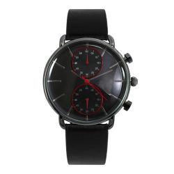 남성용 탑 2021 방수 패션 PU 밴드 맞춤형 디자인 선물 프로모션 남성 시계