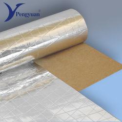 Película de isolamento térmico isolamento Kraft Scrim material antirreflexo refletor