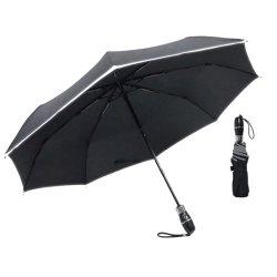 46inchアークの習慣3のフォールド旅行自動折りたたみの反射白熱傘