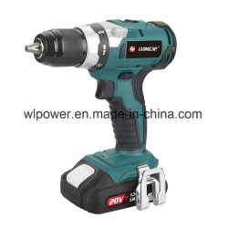 20V Li-ion Power Tool770-8LCD s sin escobillas inalámbrico perforar