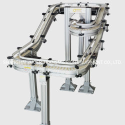 Nastri per movimentazione materiali intelligenti di piccole dimensioni trasportatori elevatori a spirale