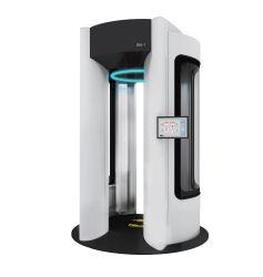 FDT-Zhs1 de l'analyseur de corps à onde millimétrique peut être personnalisé Analyser les données automatiquement
