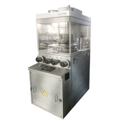 High-Speed Automatic Pharmaceutical Rotary Tablet Press, Punch Press, Pill Press mit Ce-Zertifikat
