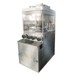 Pressa rotativa farmaceutica automatica ad alta velocità del ridurre in pani, pressa meccanica per la fabbricazione della pillola