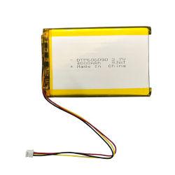 UL/IEC62133/KC/CE de polímero de iones de litio móvil Banco de potencia de 3.7V 4000mAh Batería 606090 Las baterías de litio para el Banco de potencia/UPS