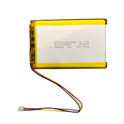 UL Kc CE Li-Ion-Polymer 3,7V 4000mAh 606090 Lithium Batterien für Power Bank
