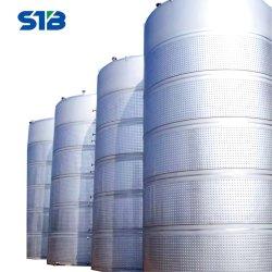 علبة عزل الحليب Silos/MILK Silo عالية الكفاءة
