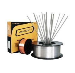 Carbon-Fluss-Stahl-Schweißens-Elektrode (E6013/E7018)