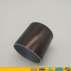 Bronzeanodisierung, anodisierend, Polnischaluminium-/Aluminiumschlauchrohr mit runder quadratischer Form