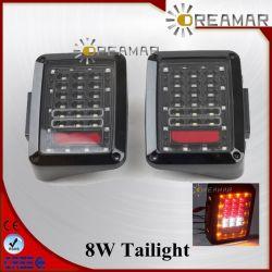 8W de 300lm Originele Auto LEIDENE Wrangler Achterlichten van de Auto voor Jeep 4X4, Waterdichte IP67, Ce Goedgekeurde Rhos