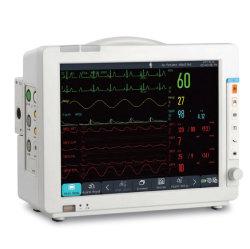 Sistema de Monitorización Modular Semi Monitor de Paciente con red inalámbrica y cableada