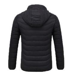 Куртка 2021 обычных стандартных втулку новой конструкции ТЕБЯ ОТ ВЕТРА ВОДОНЕПРОНИЦАЕМЫЕ МОЛНИИ теплый колпачковая 5V USB-куртка с подогревом