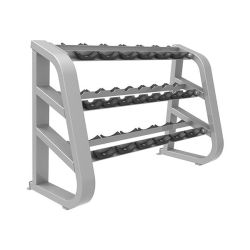 Land Fitness Gym apparatuur LD-1067 Dumbbell Rack Strength apparatuur Gym/Home/Indoor Oefen hete verkoop uit