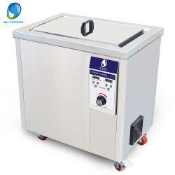 Nettoyage rapide de particules de bois non toxique Bain à ultrasons de lame de scie