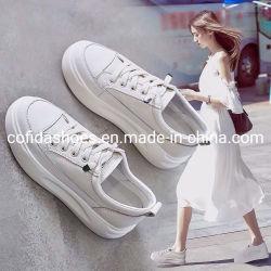 Scarpe sneaker Fashion Comfort in vera pelle da donna