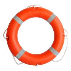 열품질 SOLAS 승인 해양 안전 수명 부표 수영 수상 장비 수명 링 1.5kg 2.5kg 4.5kg
