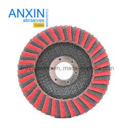 """Borda Curva de qualidade superior do disco de 4-1/2""""*7/8"""" Vsm pano abrasivo de cerâmica"""