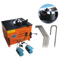 Industriële Rebar Buigende Machine 32mm van het Staal van de Buigmachine Rebar