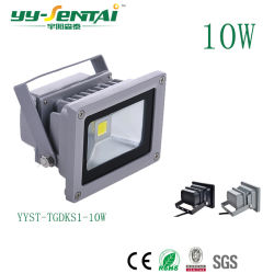 Économies d'énergie 10W~50W pour l'extérieur du projecteur à LED avec la CE (IP65)