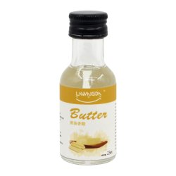 Liquido di sapore della caramella al burro del commestibile per l'essenza di sapore del burro del pane di cottura