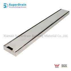 Afvoerkanaal van uitstekende kwaliteit van de Rooster van het Metaal van het Roestvrij staal het Lineaire
