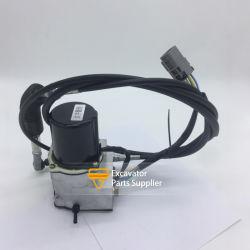 Daewoo des pièces de moteur d'excavatrice longue ligne d'accélérateur du moteur du contrôleur