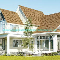 Dimensioni fibra di vetro Zhejiang Jingda 1000*320mm rettangolare tetto Shingles Cina Produttore piastrelle