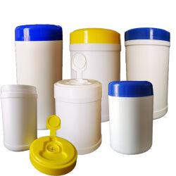 Comercio al por mayor de la cuchara de plástico vacía de receptáculo para el 75% de barrido húmedo botella barril con diferentes tamaños de