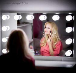 2019 Nouvelle salle de bains USB miroir de maquillage des feux de remplissage de décoration