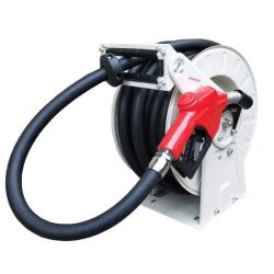 Ecotec avec enrouleur de tuyau flexible et buse