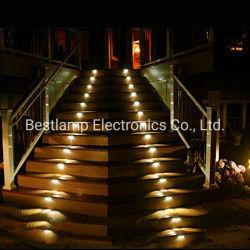 Solarlicht-rostfreies Verkehrszeichen-Jobstepp-Licht-Solarzaun-Lampe