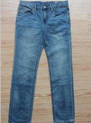 デニムファブリック人のための100%年の綿のジーンズ