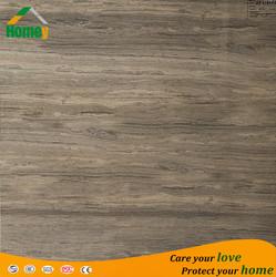 Dunkle graue Farben-rustikale glasig-glänzende Fußboden-und Wand-Polierfliese für Badezimmer/Schlafzimmer/Wohnzimmer
