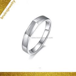 형식 보석은 교전을%s 남자 결혼 반지 9K 14K 18K 화이트 골드 보석을 주문 설계한다