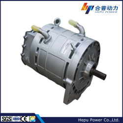 Nueva energía a baja velocidad de 10kw Motor 96V para el vehículo eléctrico